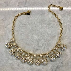 Kate Spade Bauble Statement Necklace